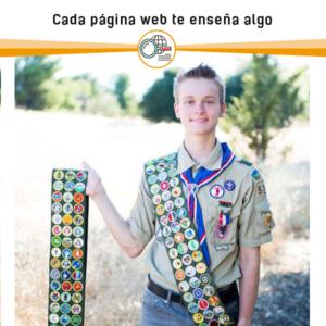 medallas de paginas web
