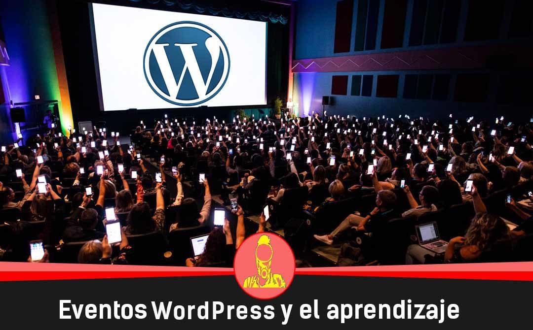 Todo lo que aprendes en un evento WordPress 2019