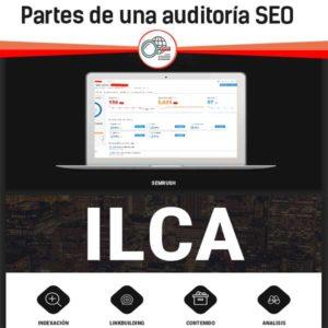 auditoria seo metodo profesional ILCA semrush