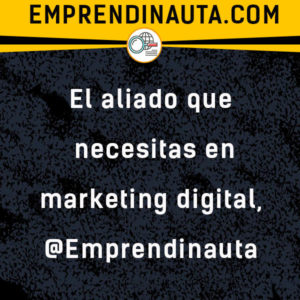marketing digital con emprendinauta aliado